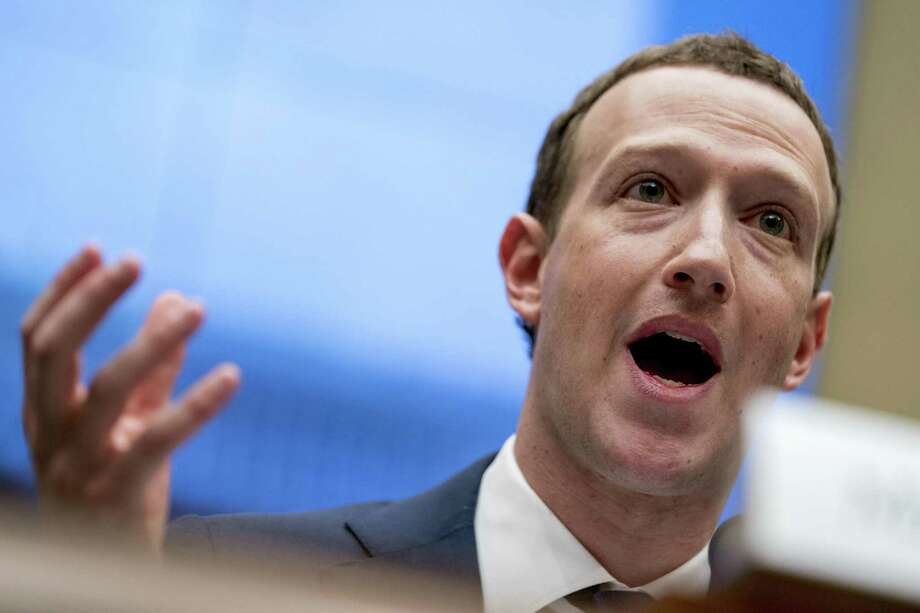 "When Facebook CEO Mark Zuckerberg testified before Congress, it became clear that few senators seemed to have a firm grasp on what Facebook does, how the internet works or what they mean by the word ""data."" Photo: Andrew Harnik, STF / Associated Press / Copyright 2018 The Associated Press. All rights reserved."