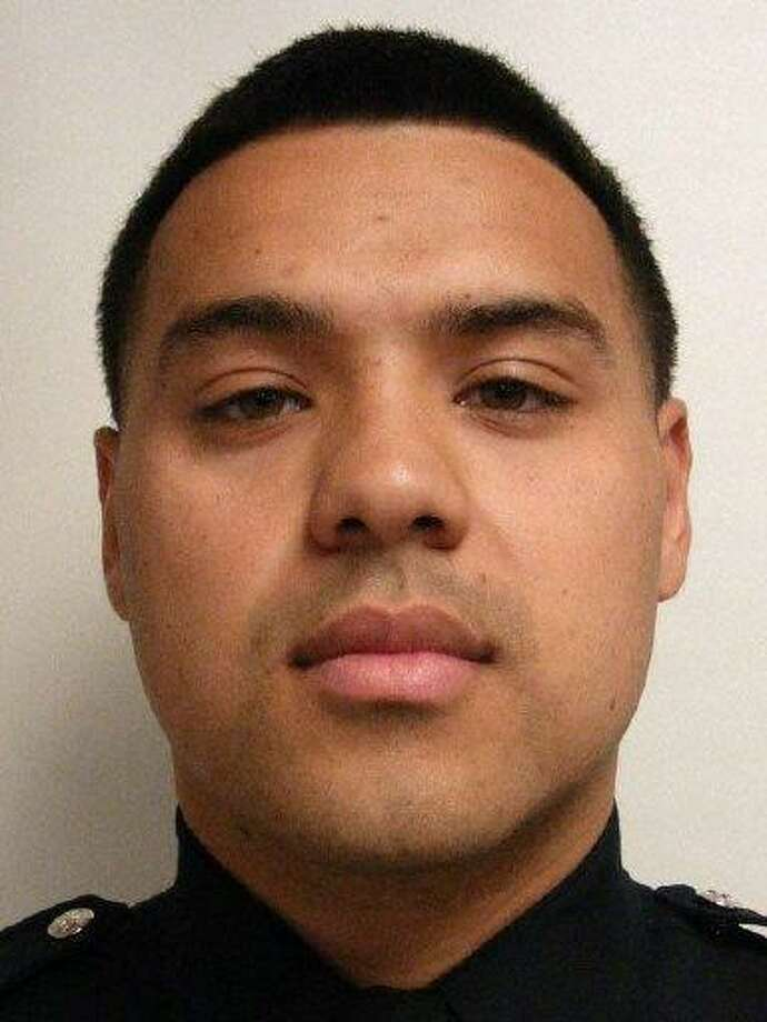 Bexar County Sheriff's Office deputy Joseph Anthony Hernandez, 26, was indicted Wednesday on a charge of official oppression, the sheriff announced. Hernandez is one of two deputies accused of assaulting an inmate on June 6, 2017, at the Bexar County Jail. Photo: Bexar County Sheriff's Office