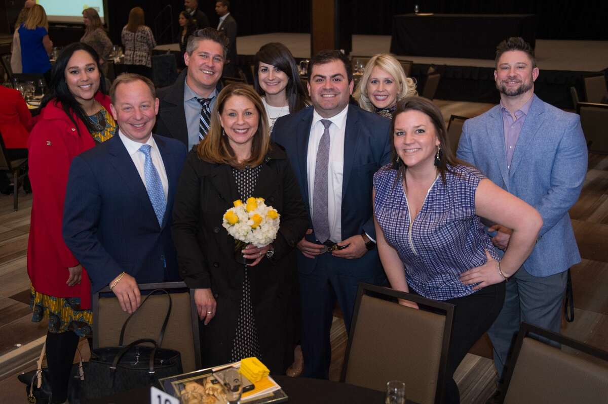 Were you Seen at the Times Union's Top Workplaces event Wednesday, April 11, 2018, at the Albany Capital Center in Albany, NY?