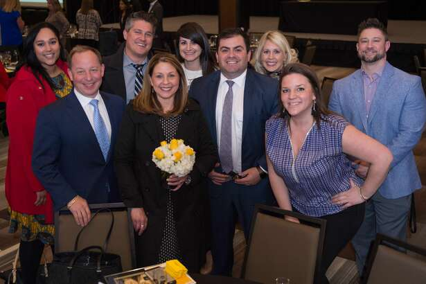 Were you Seen at the Times Union's Top Workplaces event     Wednesday, April 11, 2018  , at the Albany Capital Center in Albany, NY?