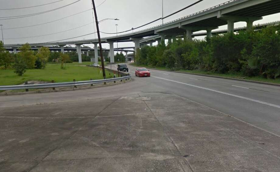 A bicyclist is dead after being struck by a sport-utility vehicle in south Houston on Wednesday night, police said. Photo: Google Maps