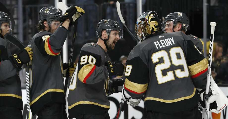 Golden Knights beat Kings in Vegas' 1st playoff game