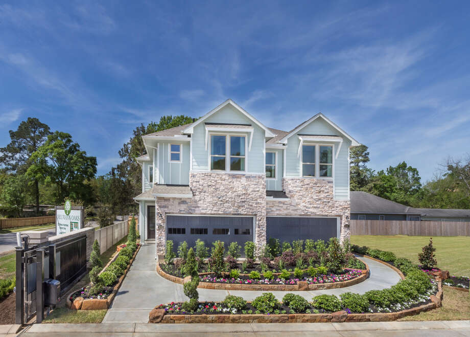Lennar has opened a new in-town community called Neumann Oaks north of Loop 610 at 5003 Lehman Oaks Drive. Photo: Lennar