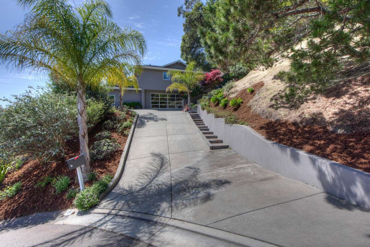 Your own private resort, 65 Corte Amado in Greenbrae asks $2.575M.