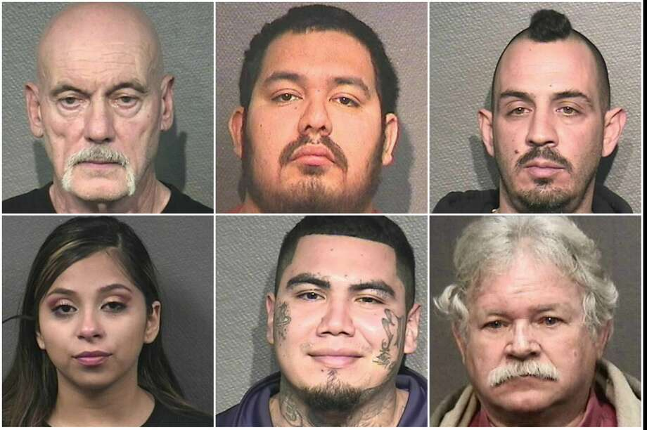 The Houston Police Department's Vice Division has released the names and mugshots for 122 men and women arrested for sex trade-related crimes allegedly committed between Jan. 1 and March 31 this year. Photo: Houston Police Department