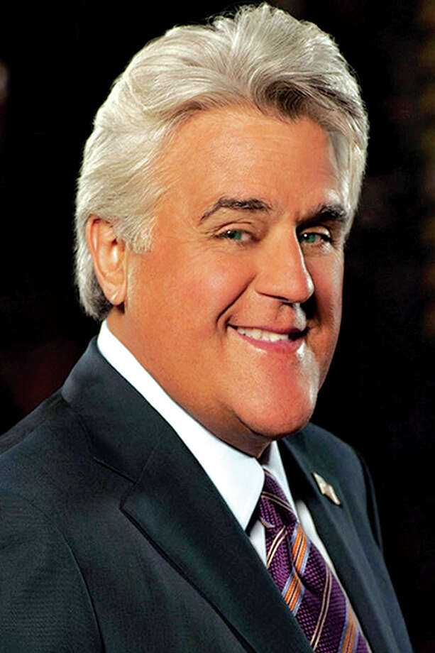 Pictured is Jay Leno. Photo: For The Edge