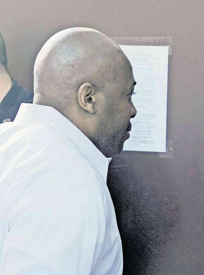 Terrence Battiste has denied any role in the killings. Photo: Skip Dickstein / 00007266A