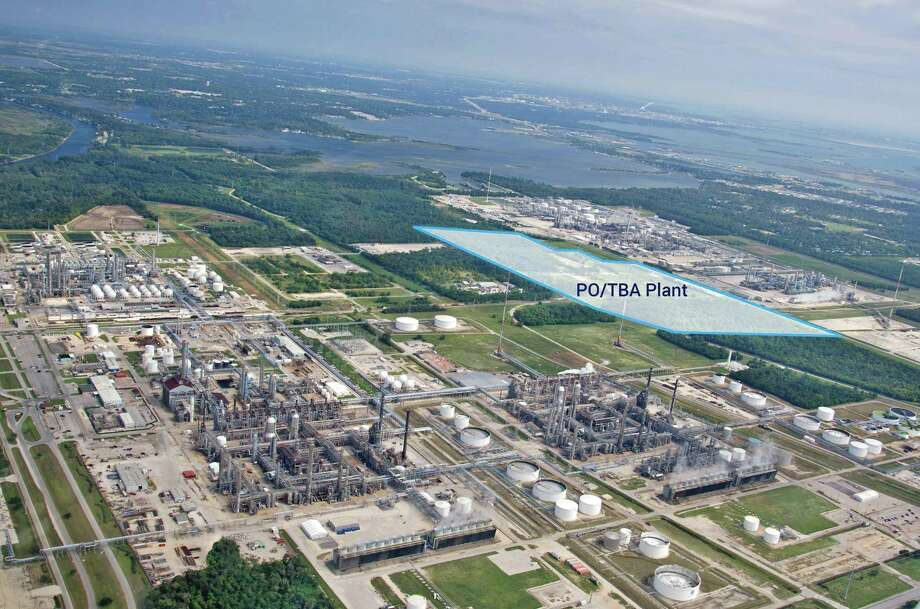 LyondellBasell is planning to build a $2.4 billion petrochemical plant at its existing Channelview complex. Photo: LyondellBasell
