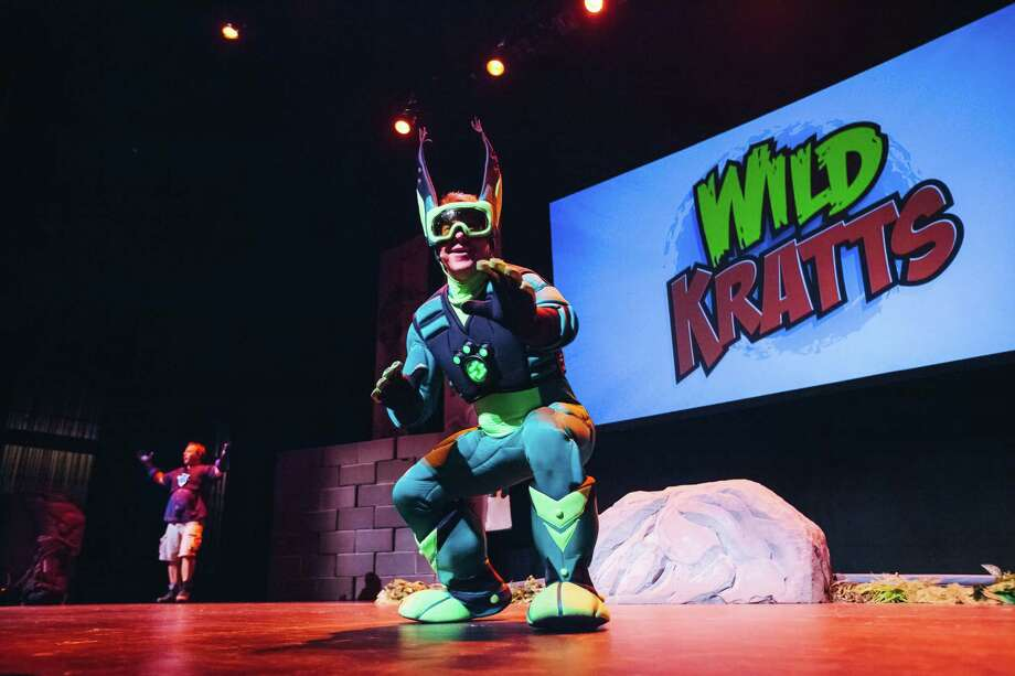 Wild Kratts Live in Portland, OR 9/24/16 Photo: Jason Quigley