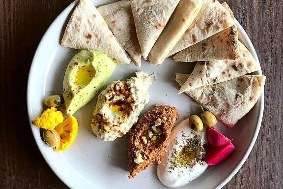 Dyafa opens for lunch in Oakland's Jack London Square.