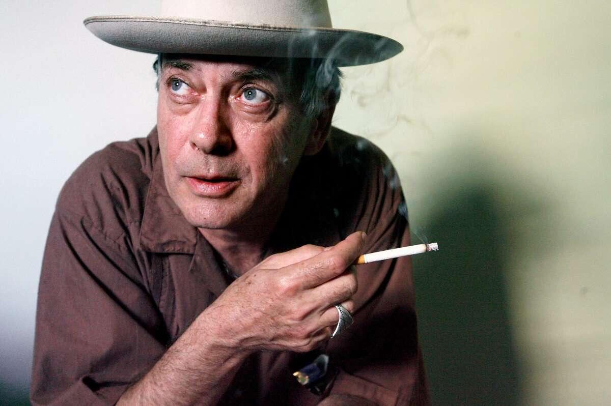 Larry Harvey, founder of Burning Man, died Saturday.