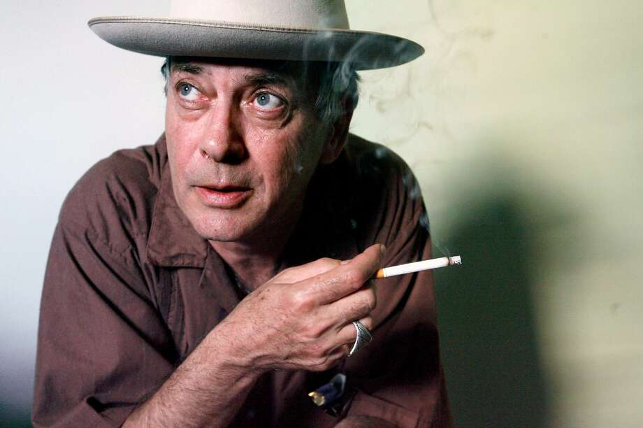 Larry Harvey, founder of Burning Man, died Saturday. Photo: Katy Raddatz / The Chronicle 2007