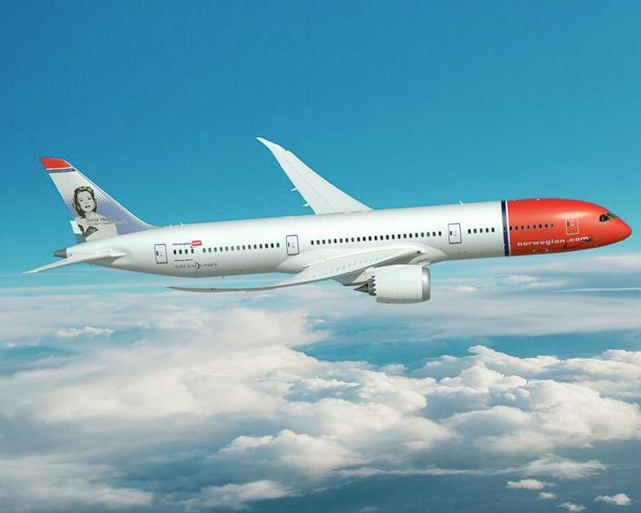 Norwegian uses Boeing 787-9s on its longer transatlantic routes to the U.S. (Image: Norwegian) Photo: Norwegian