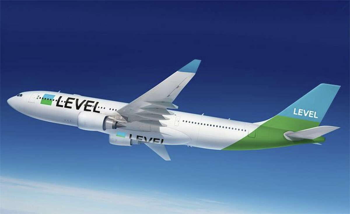 IAG's Level subsidiary will move its flights across the bay from Oakland to SFO in October (Image: IAG)