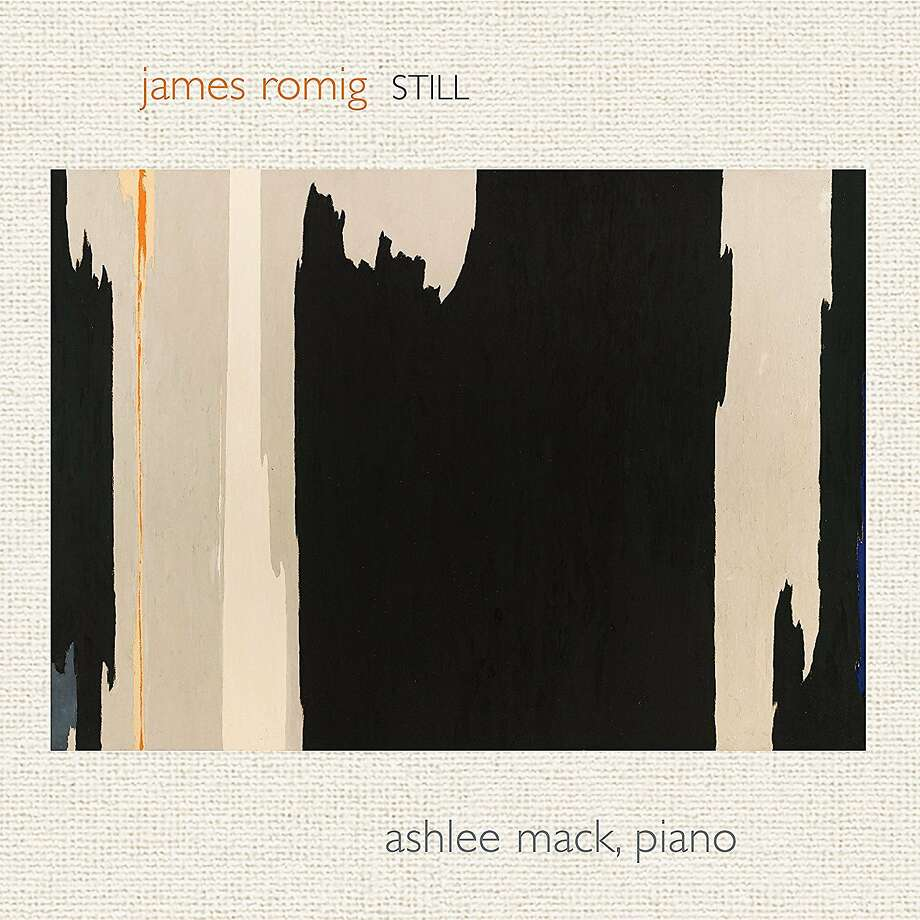 "James Romig, ""Still"" Photo: New World Records"