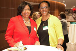 Were you seen at the Women@Work Changemaker Breakfast with Dorcey Applyrs, Albany Common Council Member-Ward 1 and Founder & CEO of InVision Her, at the Hearst Media Center on April 11, 2018? 