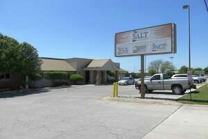 The Salt Group headquarters are in a former Luby's restaurant building in Kerrville.