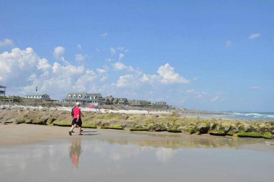 "The barrier island of Pawleys Island is less than 4 miles long  and known for its dunes and sure.  The area is described as ""quaint"" and ""arrogantly shabby."" The Pawleys Island website says: ""Unlike its neighboring resort islands, parts of Pawleys have changed little since the 1700s."" (Joyce Bassett/Times Union)"