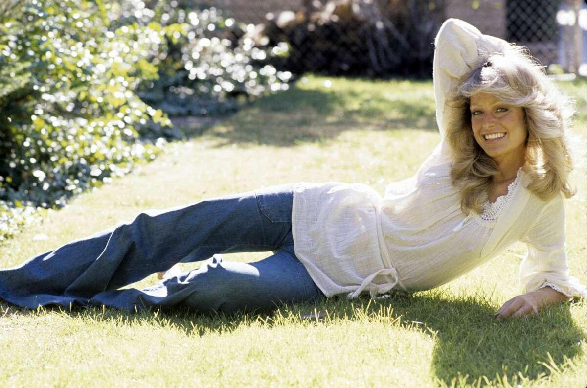 Farrah FawcettBorn: Corpus Christi, 1947Known for: Charlie's Angels (1976-1981)