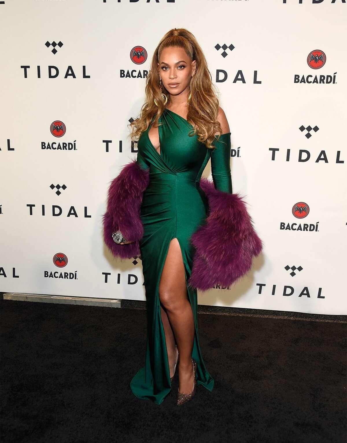 BeyonceBorn: Houston, 1981Known for: Destiny's Child, iconic singer