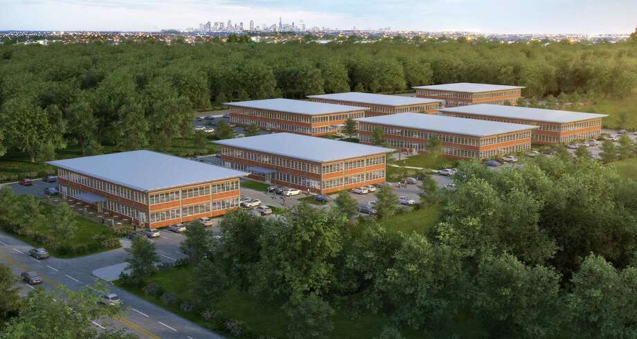Clay Development & Construction plans to develop the 150,000-square-foot Offices @ North Post Oak on a 7.5-acre site at 4435 West 12th Street at North Post Oak. The seven-building project is just north of the Katy Freeway and immediately west of West Loop 610 North. Tim Cisneros of Cisneros Design Studio is the architect. Photo: Clay Development & Construction