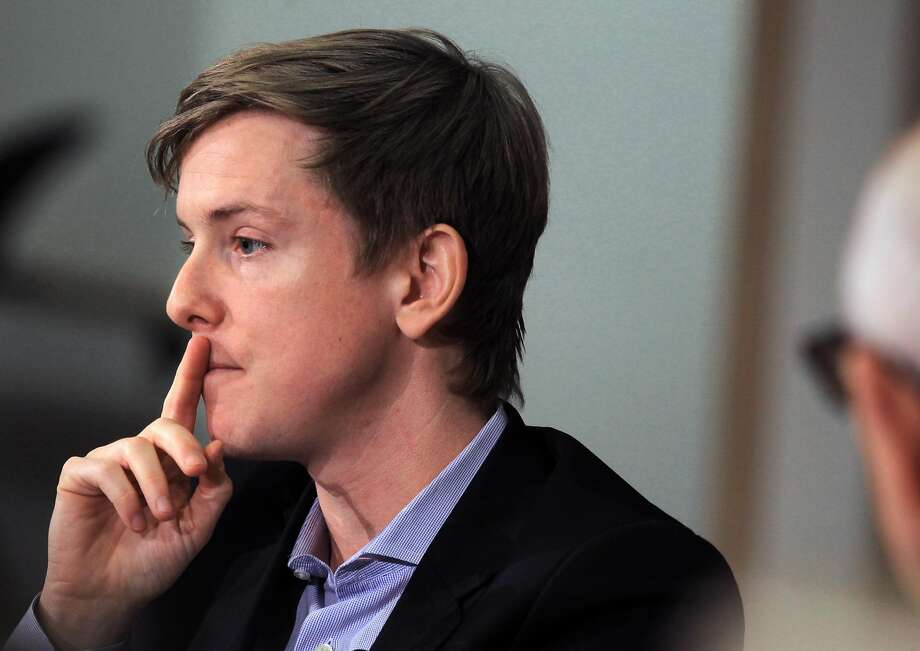 Facebook co-founder Chris Hughes has joined the nonprofit as an adviser. Photo: Boston Globe / Boston Globe Via Getty Images