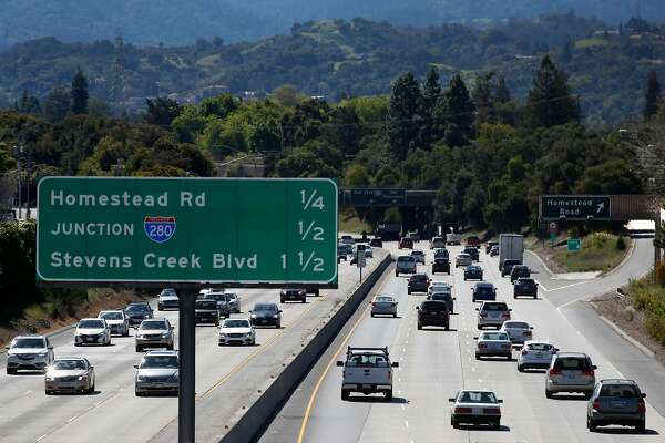 Fix for crucial, clogged Silicon Valley freeway is stuck in the slow