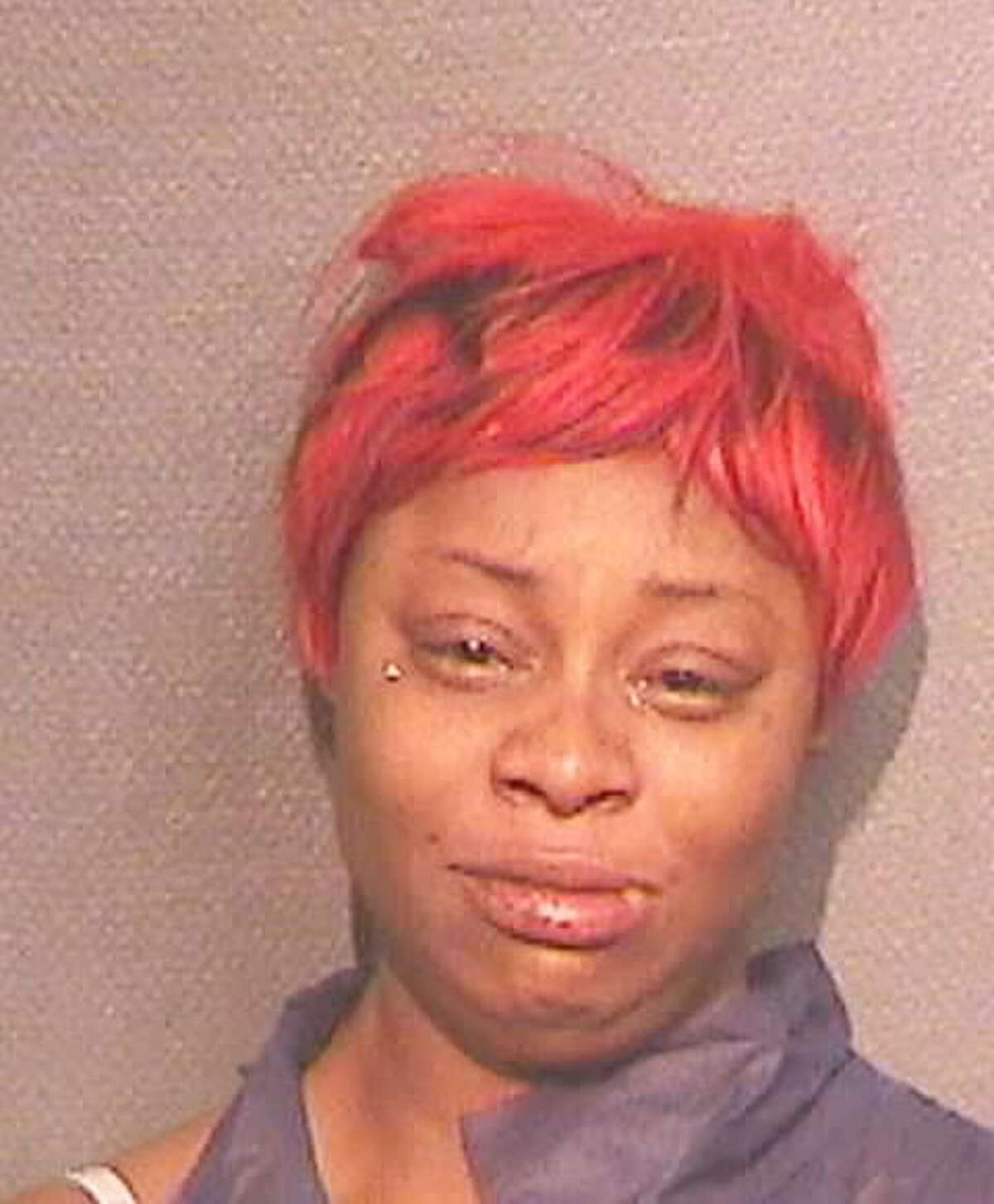 Simetrice Evon Johnson was arrested in March 2018 on a charge of DWI with a child passenger.