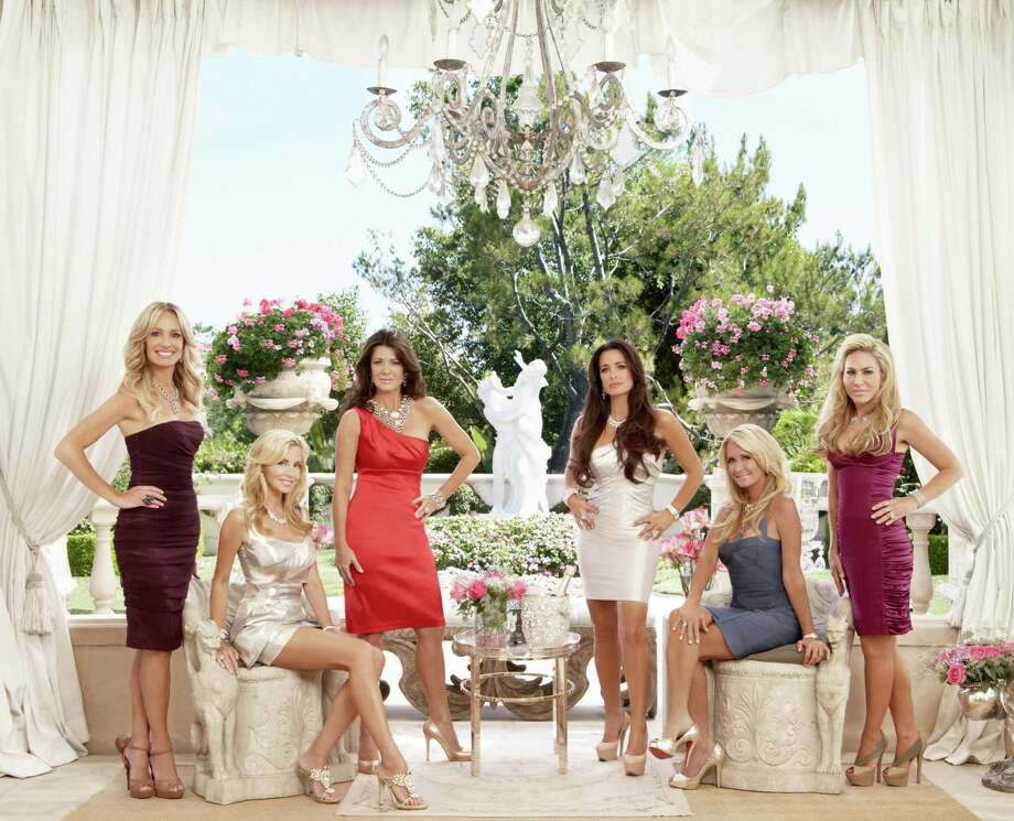 "Bravo, the TV home of ""The Real Housewives"" franchise, including the ""Beverly Hills"" edition (pictured), has turned its sights on affluent women and their families in San Antonio. Photo: Adam Olszewski /Bravo / ? Bravo"