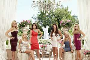 """Bravo, the TV home of """"The Real Housewives"""" franchise, including the """"Beverly Hills"""" edition (pictured), has turned its sights on affluent women and their families in San Antonio."""