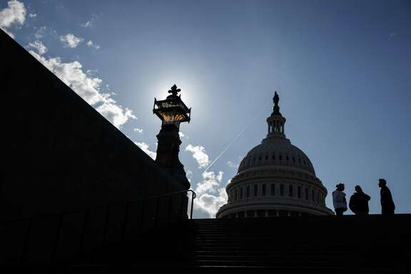 FILE — The Capitol Building in Washington, March 19, 2018. The government's mounting debt has seemed of little consequence on Capitol Hill in recent months as Republicans in Congress successfully worked to pass a sweeping package of tax cuts. (Tom Brenner/The New York Times)