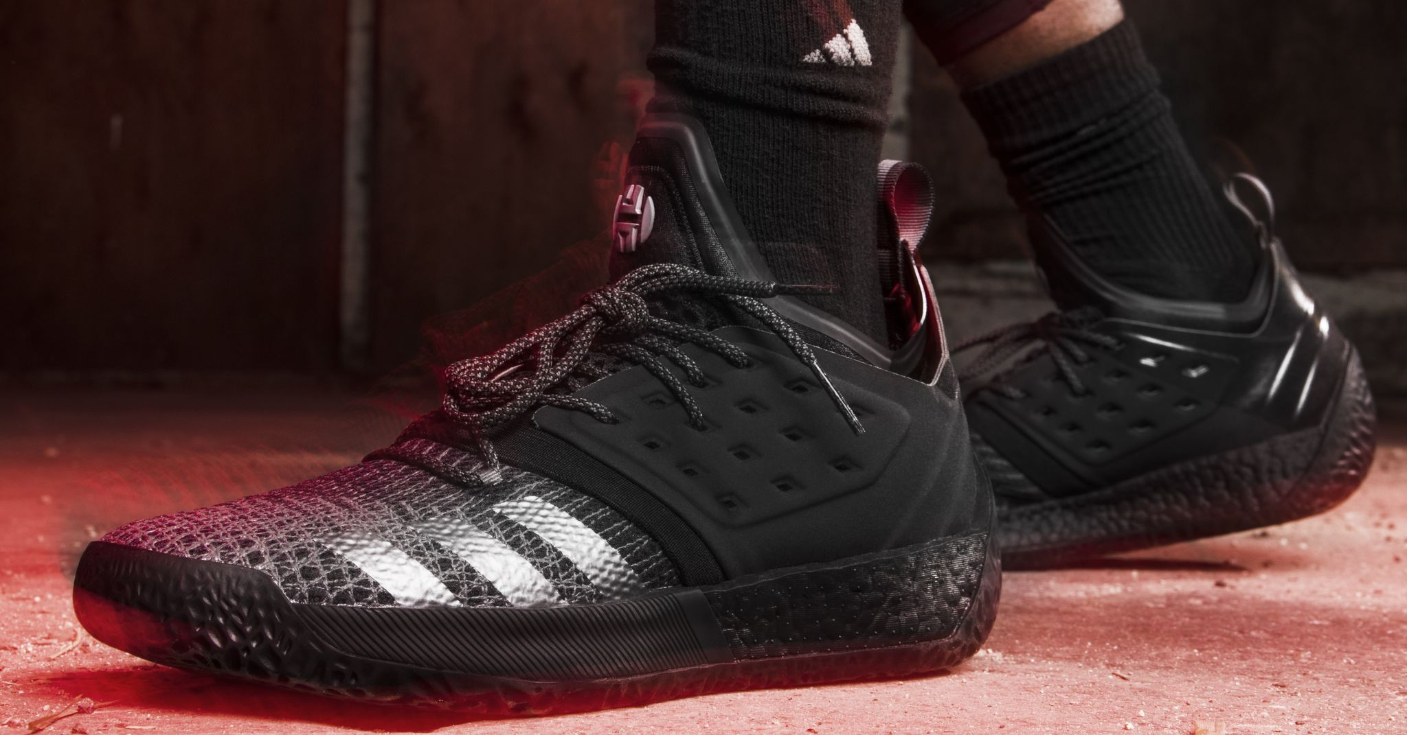 9c8c11c58bc2 Fear the Beard  James Harden s signature shoe is getting a triple black