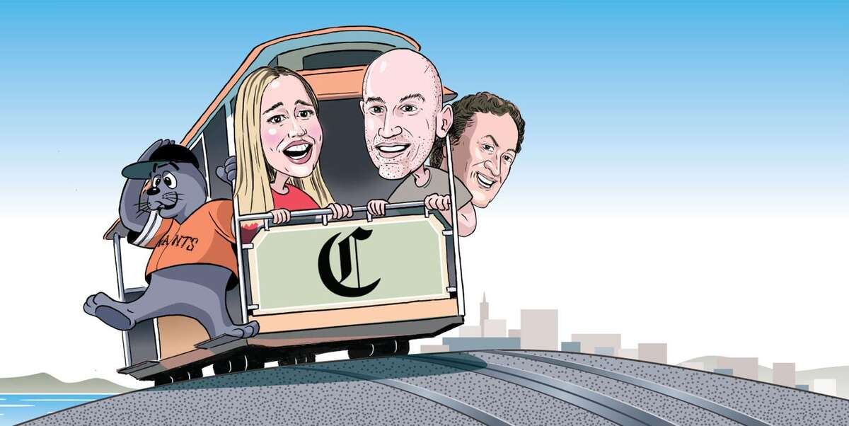 Chronicle writer Peter Hartlaub and columnist Heather Knight are going to try riding every Muni line in one day. If all goes according to plan, they'll conclude on the N-Judah at AT&T Park for a Giants-Padres game.