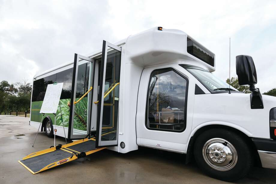 The Conroe City Council approved the purchase of two new transit vehicles for the city's Conroe Connection Transit service during its regular meeting Thursday. Photo: Michael Minasi, Photographer / Conroe Courier