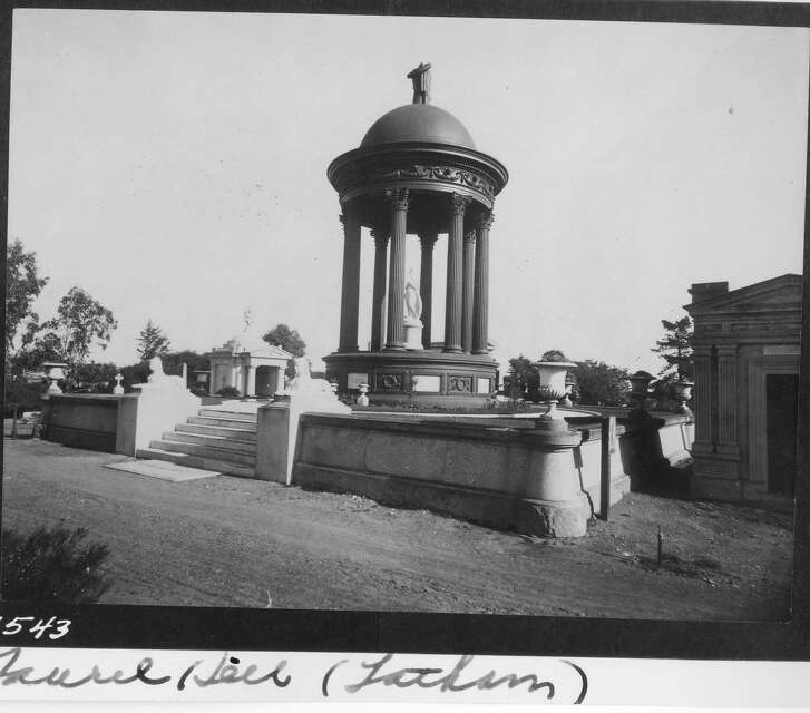 Laurel Hill Cemetery  Latham From the  Wyland Stanley Collection
