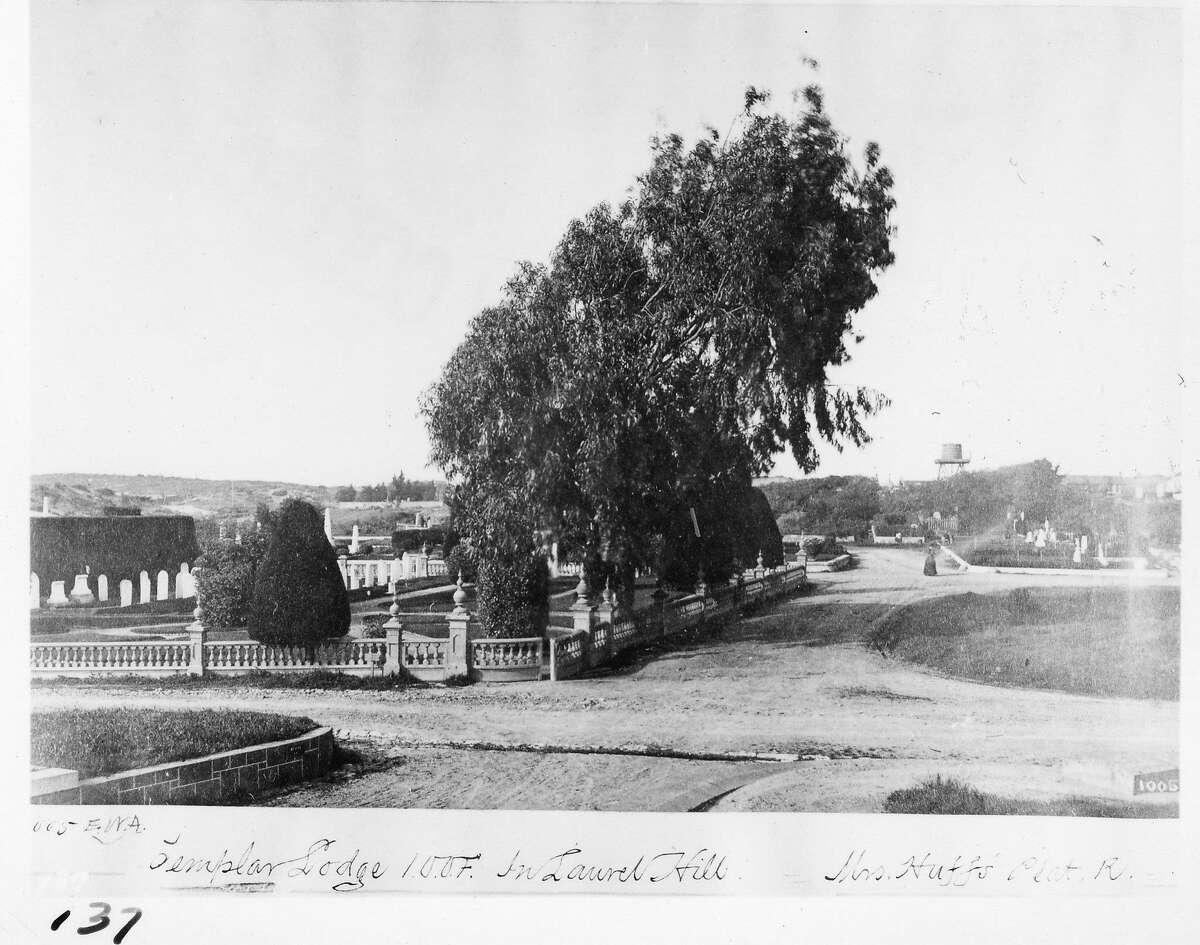 Laurel Hill Cemetery From the Wyland Stanley Collection