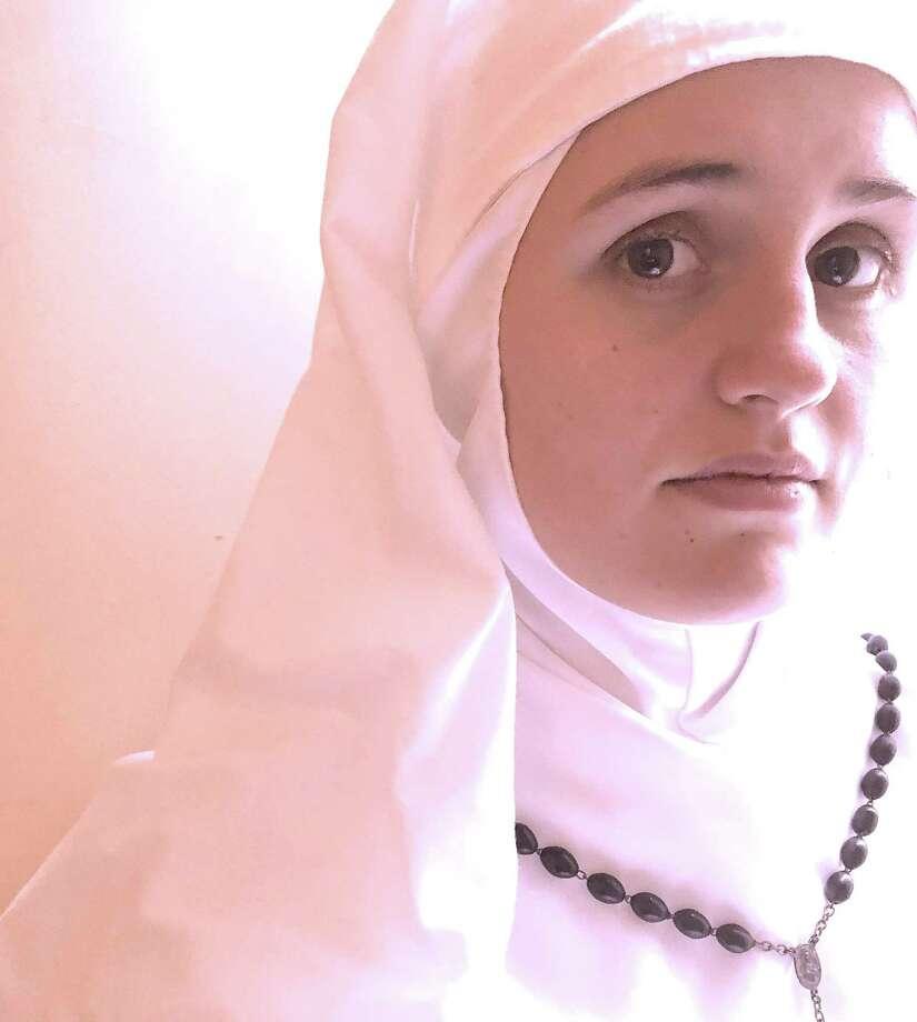 Julia Lennon as Agnes. Photo: Courtesy Of Madison Lyric Stage
