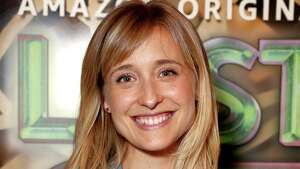 """HOLLYWOOD, CA - AUGUST 01:  Allison Mack attends Amazon Studios' premiere for """"Lost In Oz"""" at NeueHouse Los Angeles on August 1, 2017 in Hollywood, California.  (Photo by Todd Williamson/Getty Images for Amazon Studios)"""