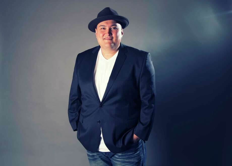 Houston's Juan Treviño is a Latin Grammy winner and in-demand songwriter. Photo: Courtesy / 2012