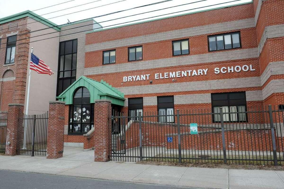 Bryant School, 230 Poplar St. in Bridgeport, Conn. Jan. 20. 2014.