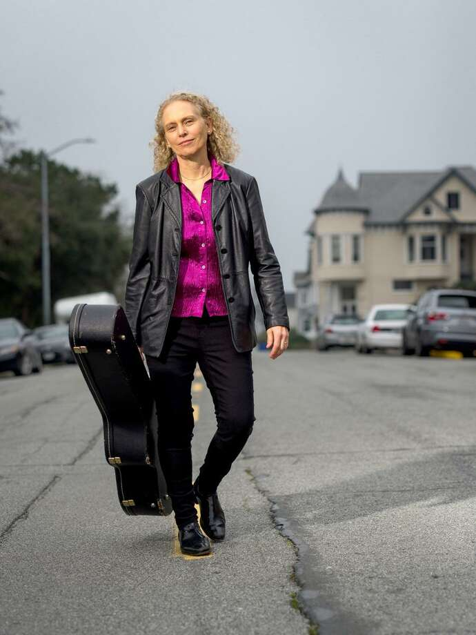 Mimi Fox performs at Wilton Library's concert series on Sunday, April 15, at 4 p.m. Photo: Contributed / Contributed Photo / Westport News