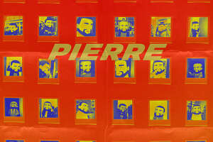 """""""Pierre,"""" the debut album from Warriors center JaVale McGee."""