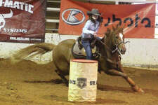 Two LC-M students qualified for the state rodeo finals.