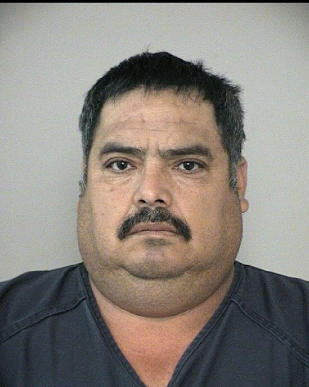 Pedro Martinez was charged with manufacture/delivery of a controlled substance after he allegedly tried to sell almost 60 pounds of methamphetamine in Katy on April 11, 2018.