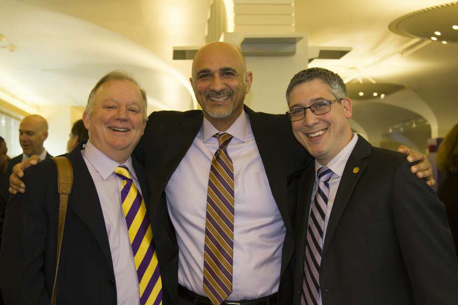 Were you Seen at the inauguration of HavidánRodríguez, the 20th president of the University at Albany, on April 13, 2018? Photo: Sarah O'Carroll/University At Albany Photography