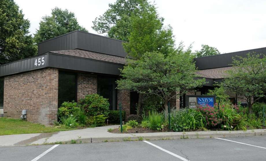 The offices of NXIVM are located at 455 New Karner Road in Colonie. Photo: Skip Dickstein / 2008