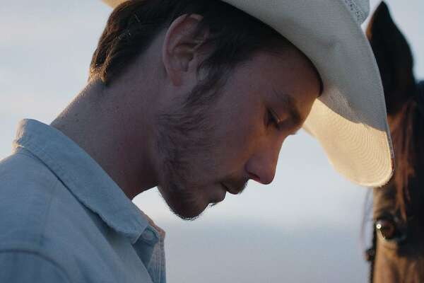 "Brady Jandreau in ""The Rider"""