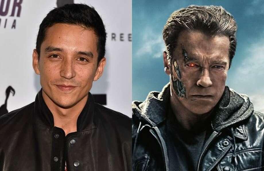 Terminator Reboot Casts Ghost Rider Star Gabriel Luna As Lead