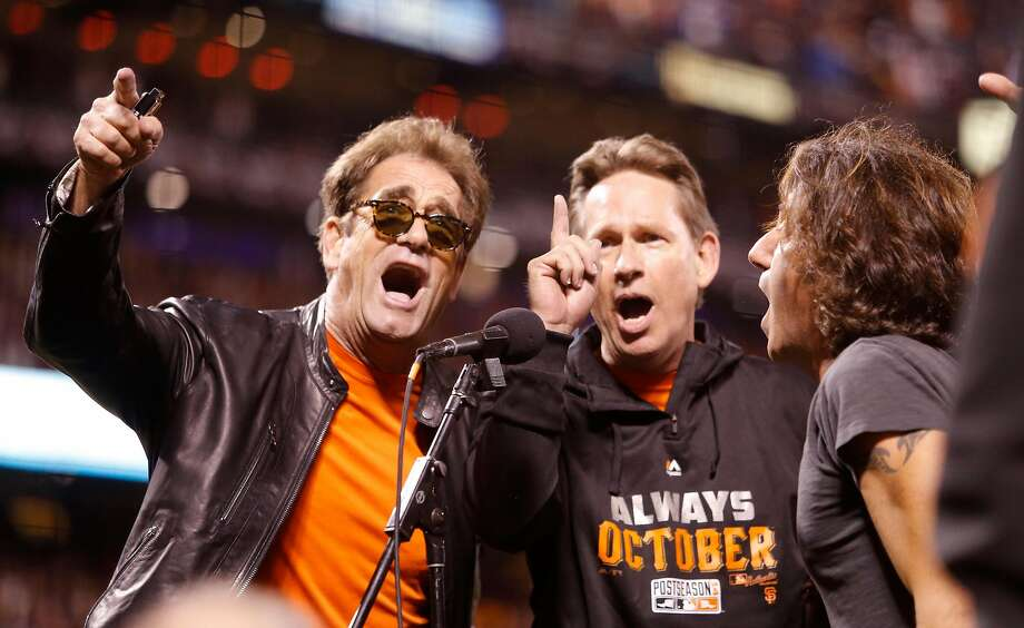 Huey Lewis and the News musical to make world premiere in California next week