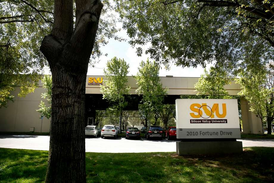Silicon Valley University began expanding in 2015, when it moved into a 17,000-square-foot building on Fortune Drive in San Jose. Photo: Michael Macor / The Chronicle